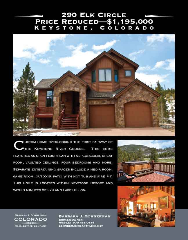 Colorado Real Estate Brochure